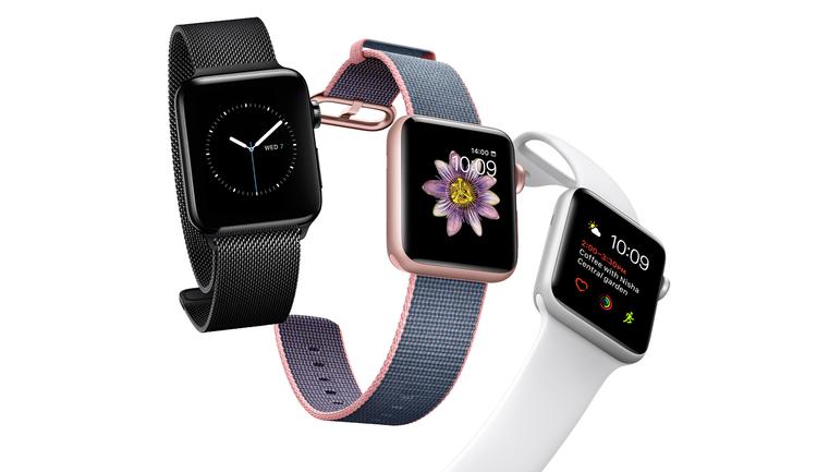 Смарт-часы Apple Watch Series 3 могут получить экран micro-LED