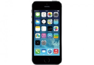 Apple iPhone 5s 16G Space Grey