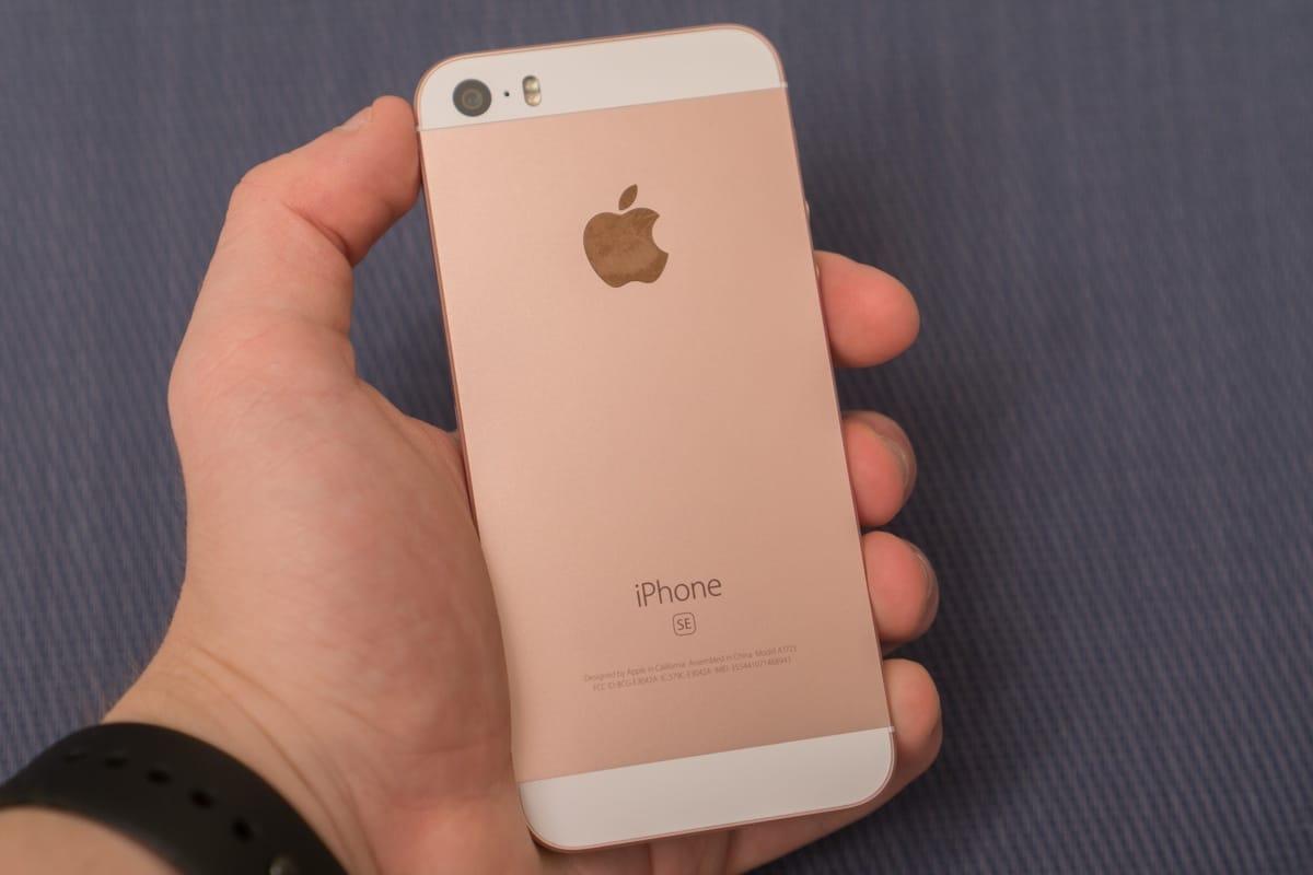 Новый iPhoneSE выйдет в будущем году  вИндии
