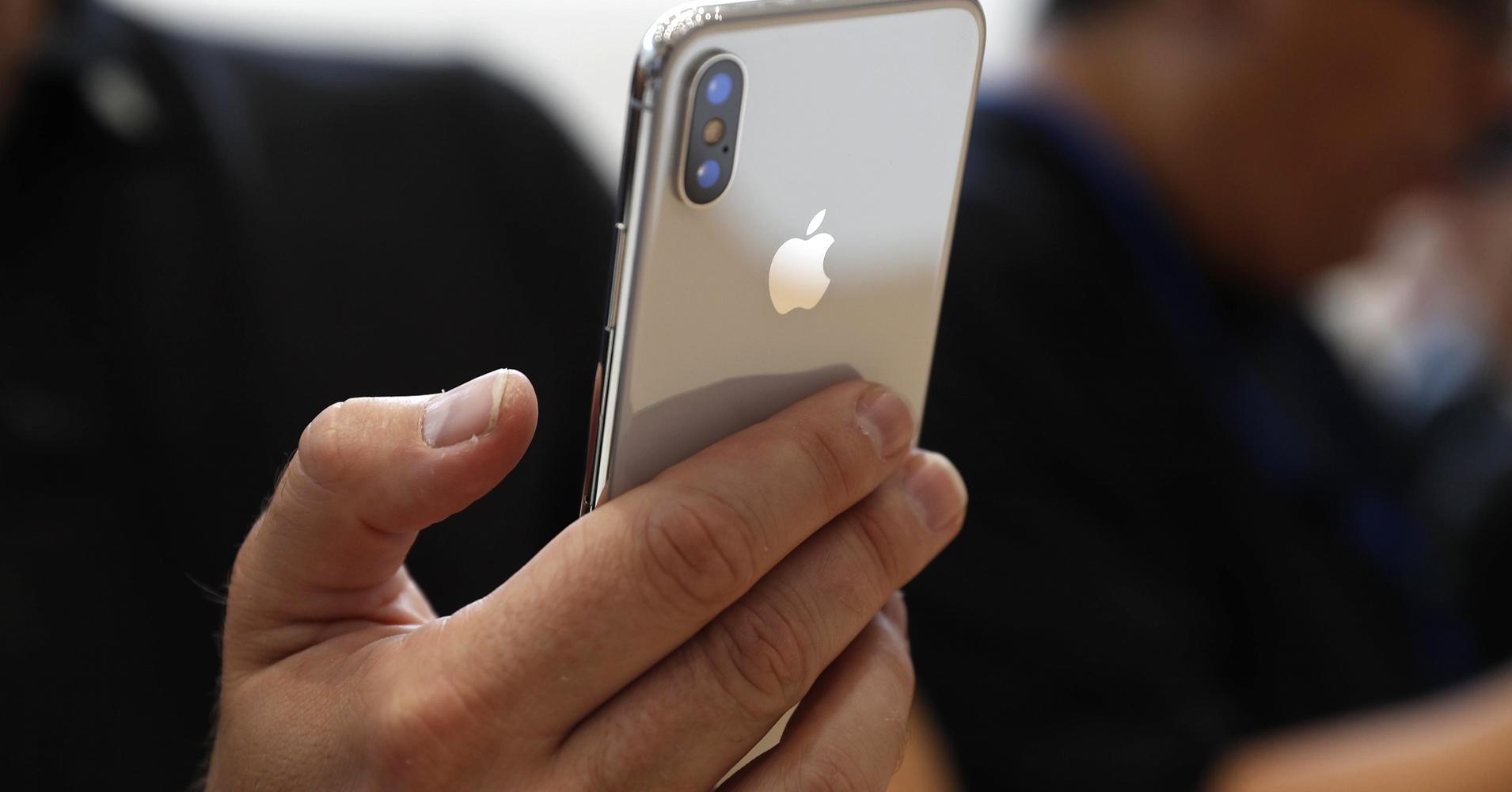 Foxconn отгрузил первую партию iPhone X