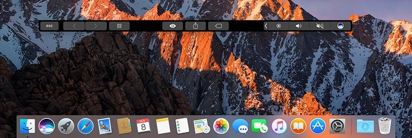macOS-Touch-Bar-Simulator
