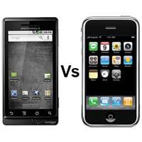 Motorola Droid обошел iPhone 3GS