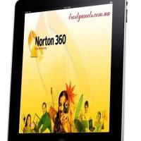 Norton 360 на iPad