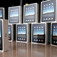 «Большая тройка» готова продавать iPad в России
