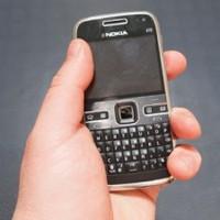 Как вы держите свой телефон Nokia?