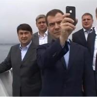 Dmitrii_Medvedev_s_iPhone