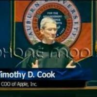 Тим Кук об Apple на встречи выпускников