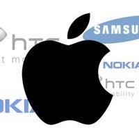 Конкуренты опережают Apple по количеству патентов