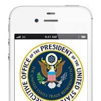 Apple теснит RIM на федеральном уровне