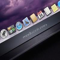 Modbook Pro – первый в мире планшет на базе OS X Mountain Lion