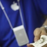 Средняя зарплата сотрудников Apple Store составляет 25 тысяч долларов в год