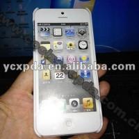 Новые снимки iPhone 5