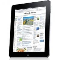 iPad чаще используют для серфинга в интернете, чем для работы
