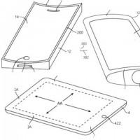 Apple патентует гибкие дисплеи