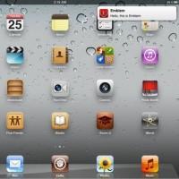 Emblem: баннеры уведомлений для iPad, стилизованные под OS X Mountain Lion