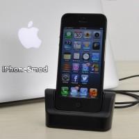 iPhone5mod выпустила неофициальные док-станции для iPhone 5