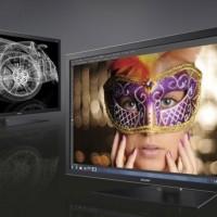 Sharp представила 32-дюймовый IGZO-дисплей