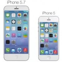 Концепт iPhone с 5,7-дюймовым дисплеем
