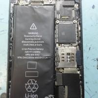 Новые фото компонентов iPhone 5S