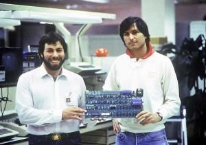 Apple 1, Стив Джобс, Стив Возняк