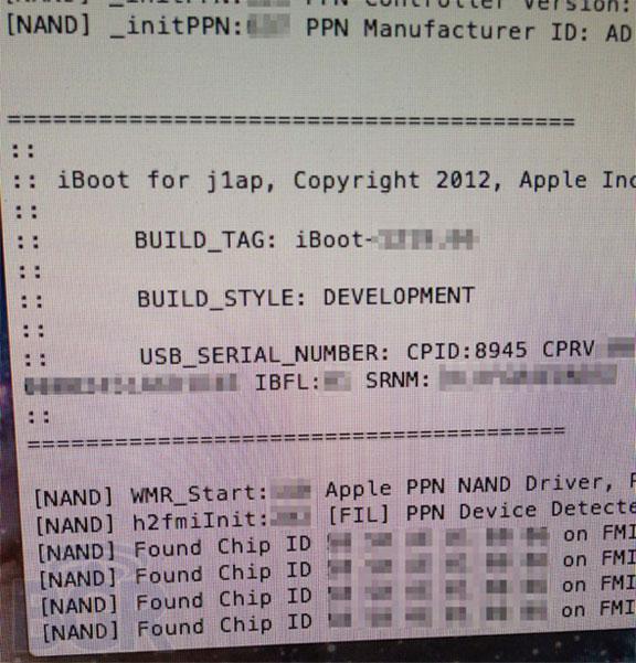 specification iPad 3