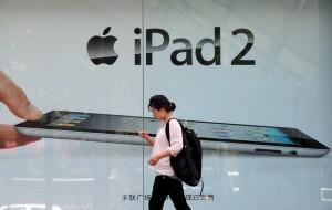 iPad Китай