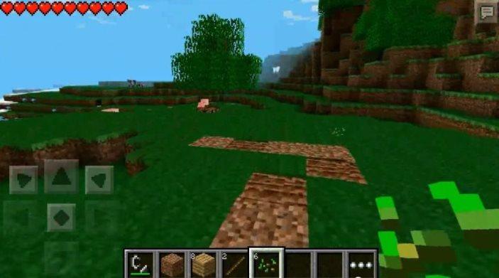 Графика Minecraft Pocket Edition
