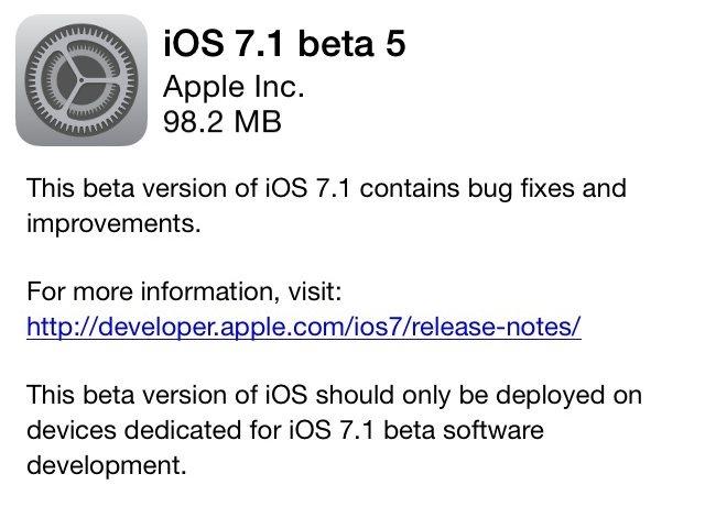 iOS-71-beta-5-1