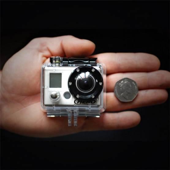Экшн камера для съемки в экстремальных условиях – на сайте bomber.com.ua