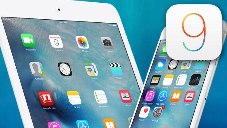 Apple выпустила обновление iOS 9.0.2