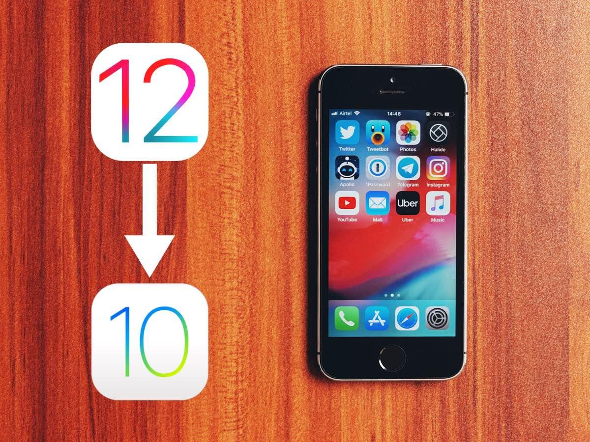 iphone-downgrade-ios12